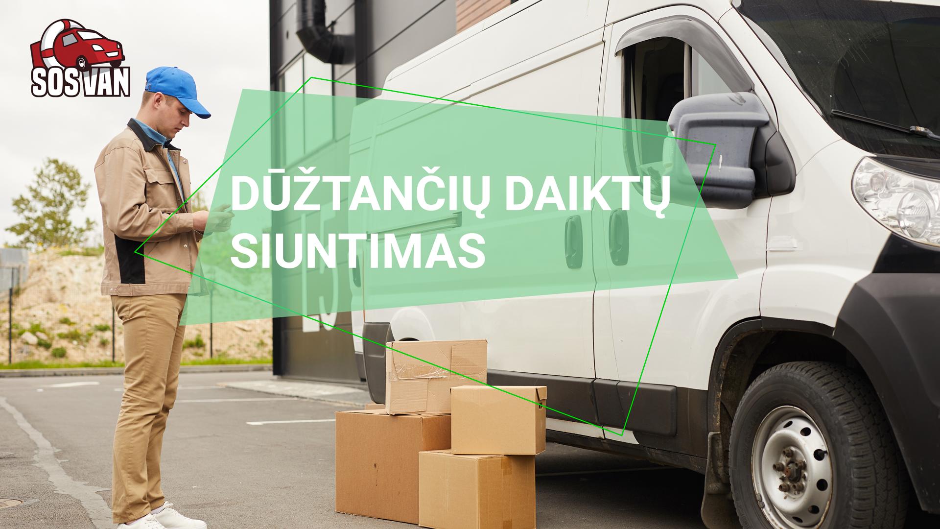 Dūžtančių daiktų siuntimas   Siuntų pervežimas ne tik Lietuvoje - SOSAVAN
