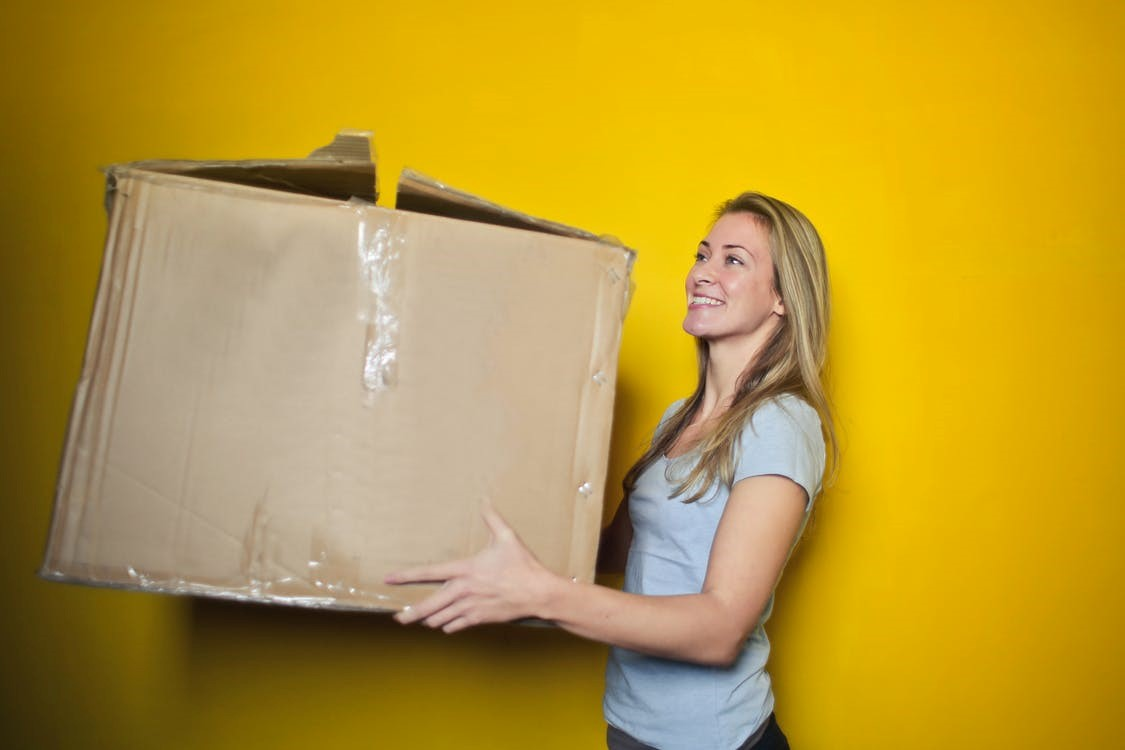 Proper packaging of consignments - safe transportation